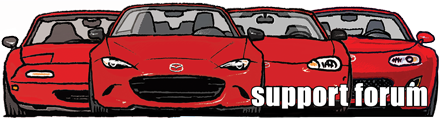 Support Forum MX5.RO